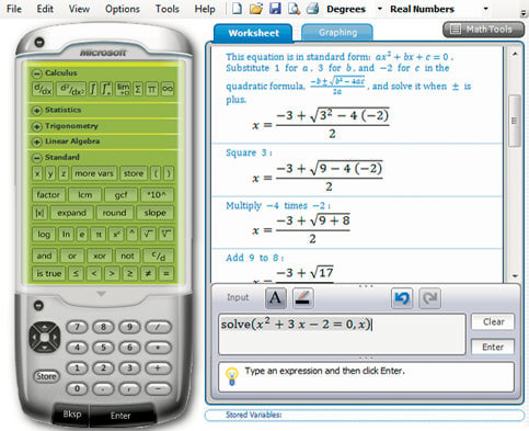 mathematics 4.0 screen