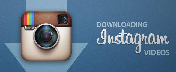 descargar videos instagram