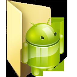 android logo carpeta