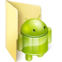 android logo carpeta